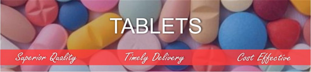 Tablet manufacturing in HImachal Pradesh